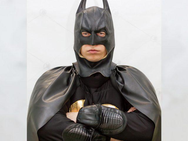 Бэтмен аниматор на детский праздник Екатеринбург